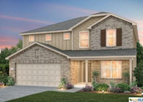 2729 Ridge Path, New Braunfels, TX 78130 (#355977) :: Realty Executives - Town & Country