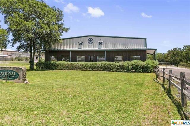 311 Industrial Boulevard, Burnet, TX 78611 (MLS #356862) :: Kopecky Group at RE/MAX Land & Homes
