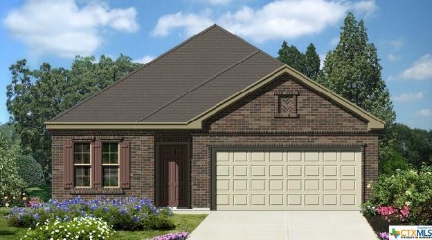 714 Rain Dance, New Braunfels, TX 78130 (MLS #357848) :: The Suzanne Kuntz Real Estate Team