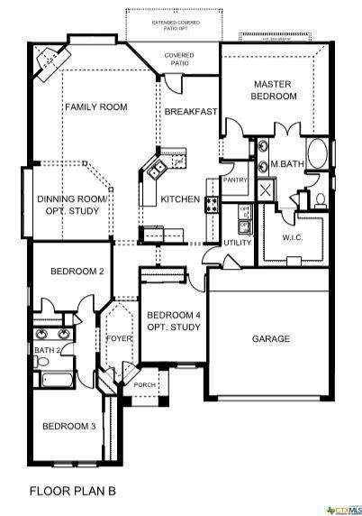 7603 Melanite Drive, Killeen, TX 76542 (MLS #357870) :: The Suzanne Kuntz Real Estate Team