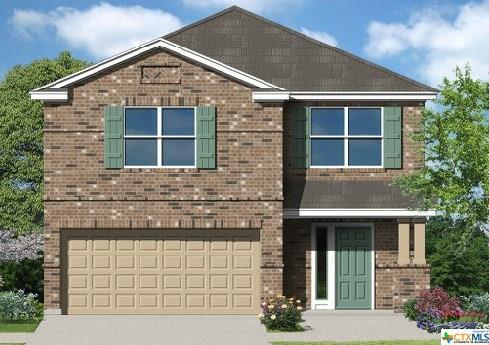2858 Silo Turn, New Braunfels, TX 78130 (MLS #357882) :: The Suzanne Kuntz Real Estate Team