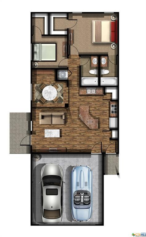 414 Villagio Circle, Victoria, TX 77904 (MLS #358575) :: RE/MAX Land & Homes