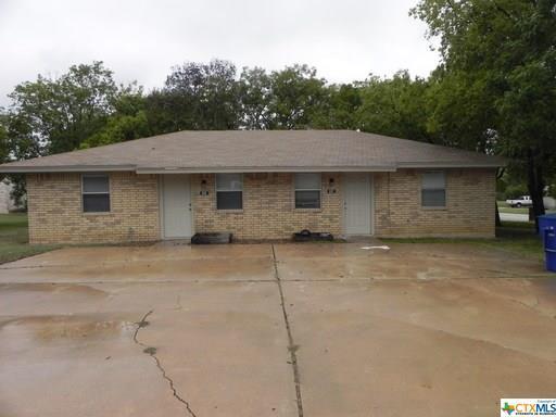605/607 Hackberry Street, Copperas Cove, TX 76522 (MLS #358676) :: Erin Caraway Group
