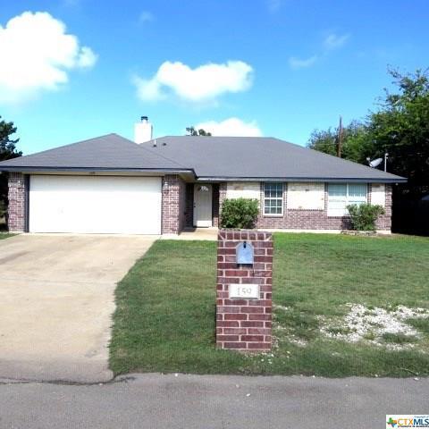 159 Lake Forest, Belton, TX 76513 (MLS #359089) :: Berkshire Hathaway HomeServices Don Johnson, REALTORS®