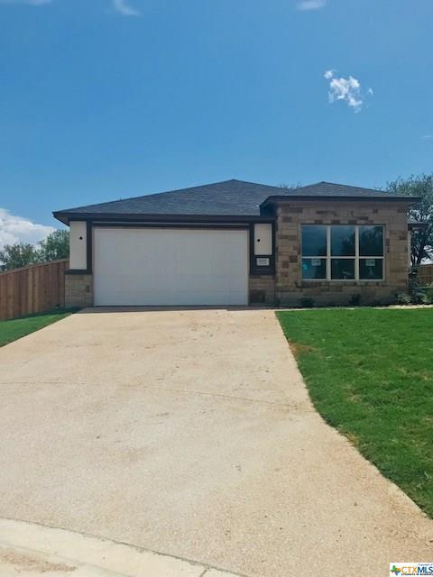 1021 Via Toscana, Nolanville, TX 76559 (MLS #359107) :: The i35 Group
