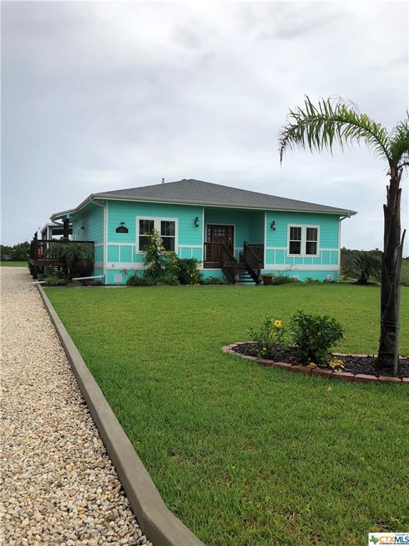 2215 W Harrison Avenue, Port O'Connor, TX 77982 (MLS #359188) :: RE/MAX Land & Homes