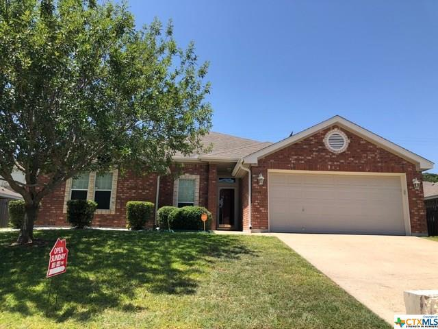 1809 Indian Camp Trail, Copperas Cove, TX 76522 (MLS #359427) :: The Suzanne Kuntz Real Estate Team