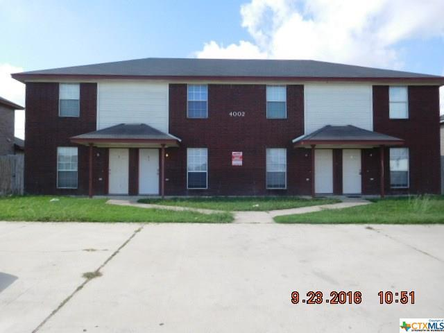 4002 Gus Drive B, Killeen, TX 76549 (MLS #359527) :: The i35 Group