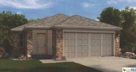 208 Star Pass, Jarrell, TX 76537 (MLS #360356) :: Erin Caraway Group