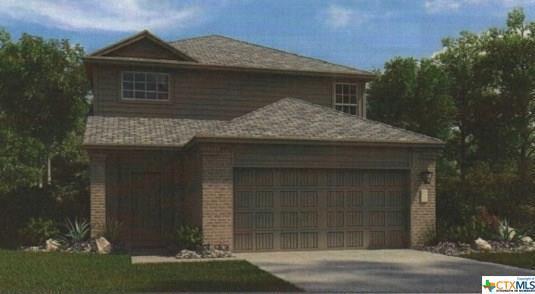 217 Comet Drive, Jarrell, TX 76537 (MLS #360361) :: Erin Caraway Group