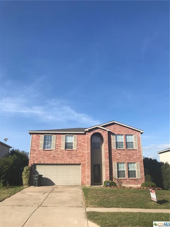 3405 Catalina, Killeen, TX 76549 (MLS #360624) :: The Suzanne Kuntz Real Estate Team