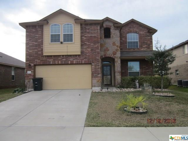 4904 Green Meadow Street, Killeen, TX 76549 (MLS #361583) :: Erin Caraway Group