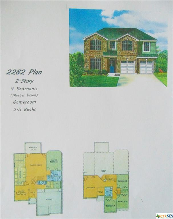 833 Ross Road, Copperas Cove, TX 76522 (MLS #361665) :: Vista Real Estate