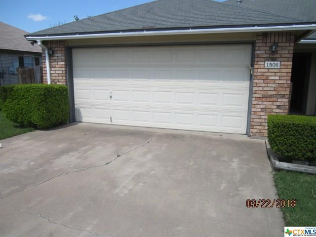 1506 Creek, Copperas Cove, TX 76522 (MLS #361725) :: Kopecky Group at RE/MAX Land & Homes