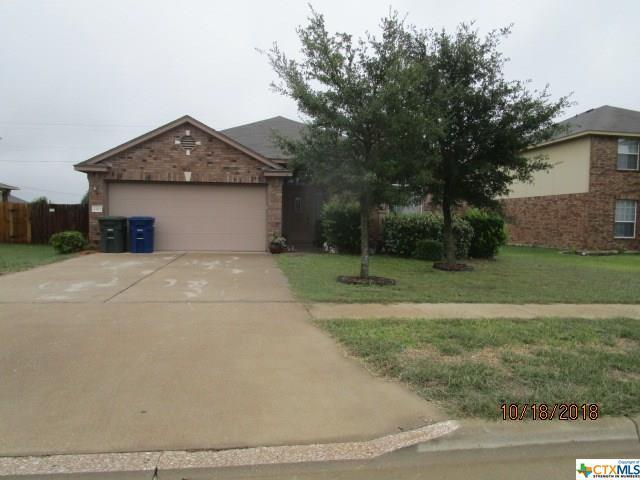 2302 Griffin Drive, Copperas Cove, TX 76522 (MLS #361856) :: The Suzanne Kuntz Real Estate Team