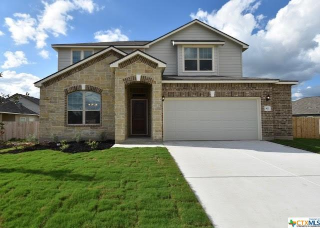 811 Low Cloud, New Braunfels, TX 78130 (MLS #362212) :: The Suzanne Kuntz Real Estate Team