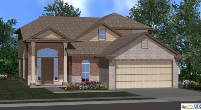 400 Stonewall Ridge, Harker Heights, TX 76548 (MLS #363255) :: The Suzanne Kuntz Real Estate Team