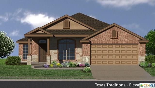 1315 Stonewall Ridge, Harker Heights, TX 76548 (MLS #363265) :: The Suzanne Kuntz Real Estate Team