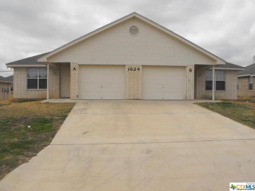 1624 Yuma, Harker Heights, TX 76548 (MLS #364623) :: Vista Real Estate
