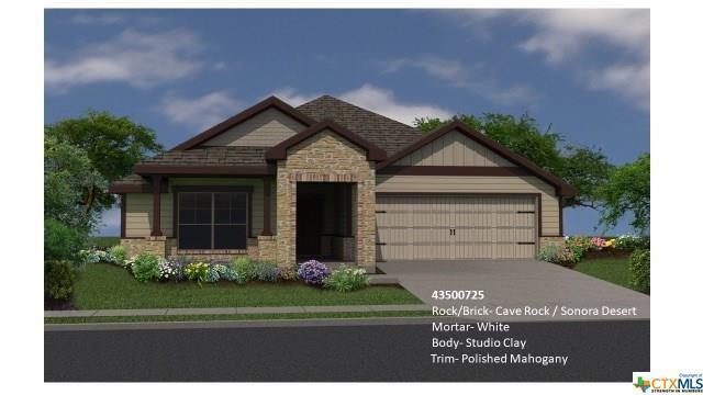 2363 Pintail Loop Loop, Copperas Cove, TX 76522 (MLS #365062) :: Vista Real Estate