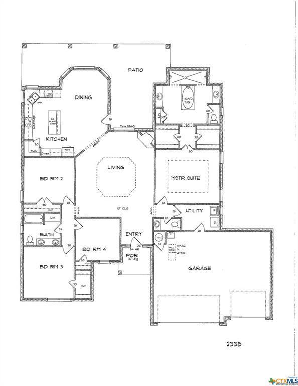5006 La Piedra, Killeen, TX 76549 (MLS #365192) :: Vista Real Estate
