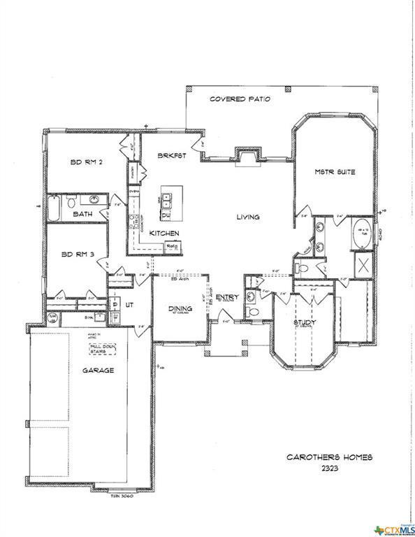 8002 Prescott, Killeen, TX 76542 (MLS #365193) :: Vista Real Estate