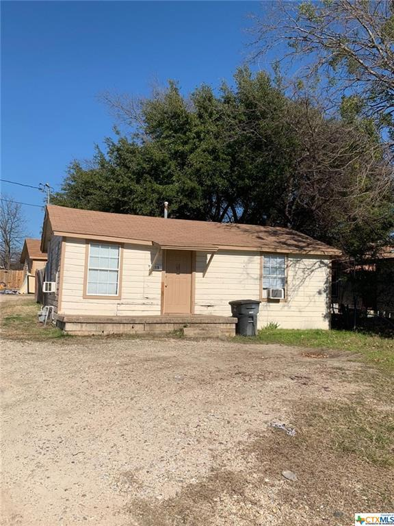 715 W Avenue C, Killeen, TX 76541 (MLS #365452) :: Magnolia Realty