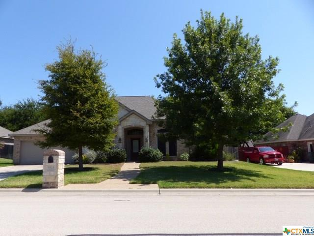 6111 Turtle Creek Drive, Temple, TX 76502 (MLS #365570) :: The i35 Group