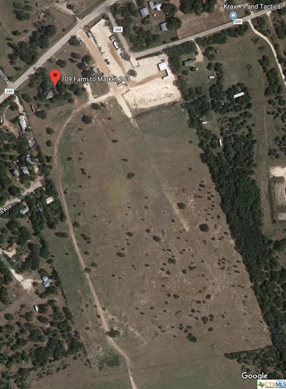 711 E Fm 243, Bertram, TX 78605 (MLS #365577) :: The i35 Group