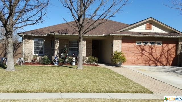 3405 Bugle, Killeen, TX 76543 (MLS #365639) :: The i35 Group