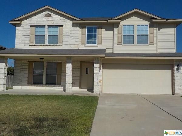 6213 Nessy Drive, Killeen, TX 76549 (MLS #365714) :: The i35 Group