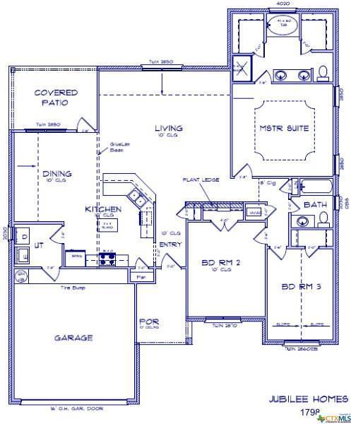 304 Boxer, Nolanville, TX 76559 (MLS #367386) :: RE/MAX Land & Homes