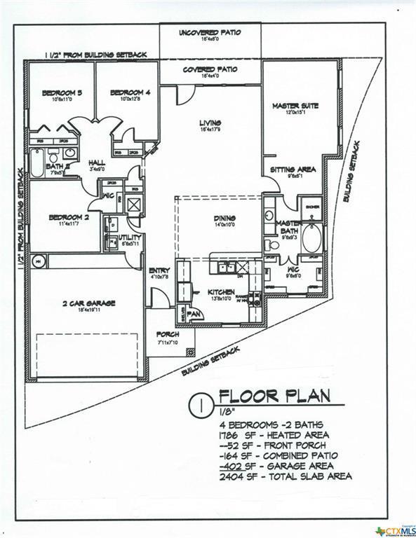 3509 Moline Circle, Copperas Cove, TX 76522 (MLS #367533) :: RE/MAX Land & Homes