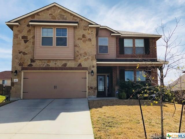 812 Terra Cotta, Harker Heights, TX 76548 (#369638) :: 12 Points Group