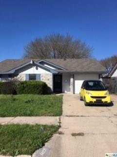 1407 Garnet, Killeen, TX 76543 (MLS #369895) :: Erin Caraway Group
