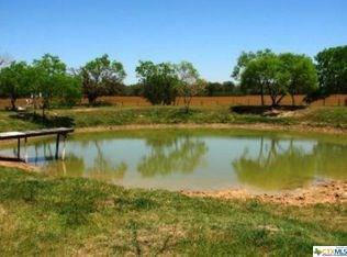 525 Lockhart Cemetery, Cuero, TX 77954 (MLS #370026) :: The i35 Group