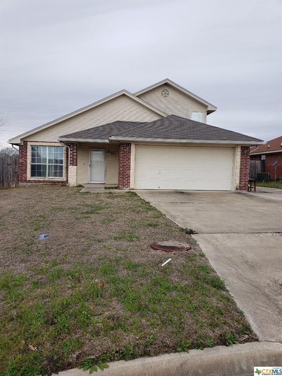 201 Cedar Ridge, Nolanville, TX 76559 (MLS #370270) :: Vista Real Estate