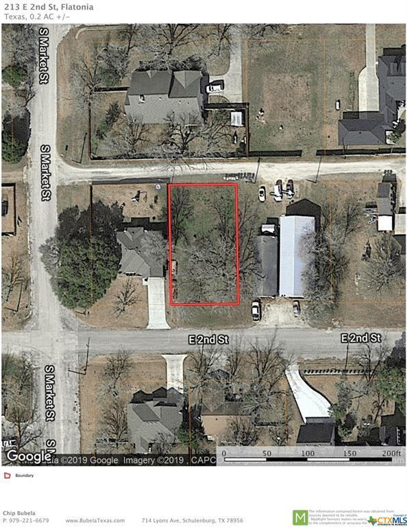 213 E 2nd Street, Flatonia, TX 78941 (MLS #370300) :: Brautigan Realty