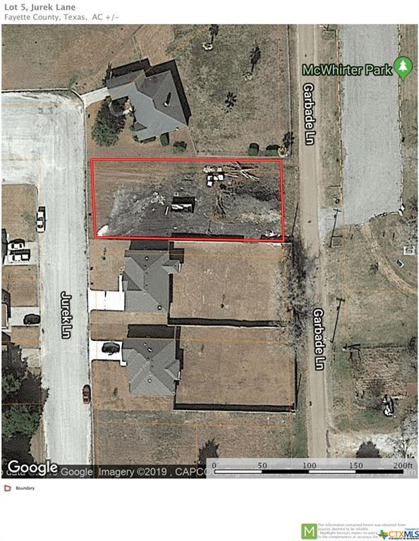 000 Jurek Lane, Flatonia, TX 78941 (MLS #370304) :: Vista Real Estate
