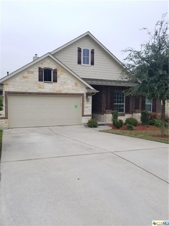 4554 Miraval Loop, Round Rock, TX 78665 (MLS #370416) :: Vista Real Estate