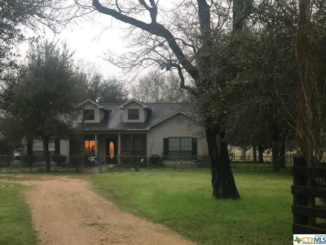 2707 County Road 138, Hallettsville, TX 77964 (MLS #370715) :: The Zaplac Group