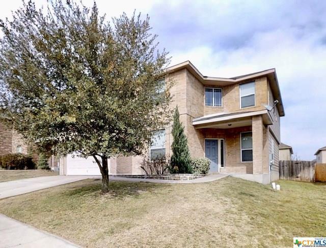 9200 Ashlyn, Killeen, TX 76542 (MLS #371824) :: Erin Caraway Group