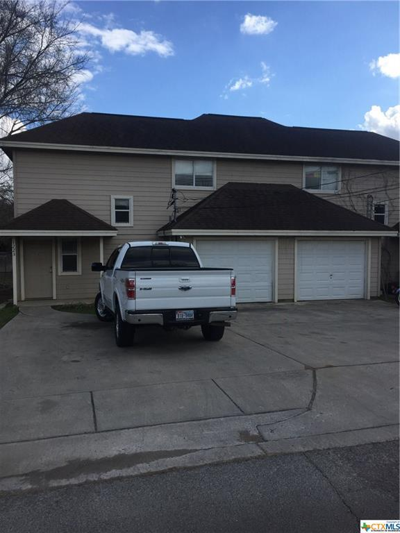 1223/1225 Clyde, San Marcos, TX 78666 (MLS #372265) :: The i35 Group