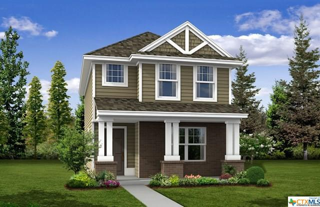 412 Spiny Lizard Lane, San Marcos, TX 78666 (MLS #372352) :: Berkshire Hathaway HomeServices Don Johnson, REALTORS®