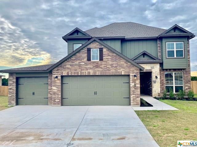 5819 Imogen Drive, Belton, TX 76513 (MLS #372888) :: RE/MAX Land & Homes
