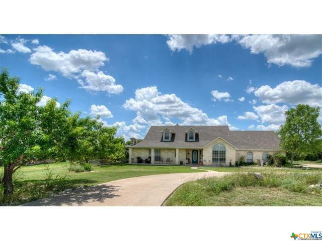 1007 County Road 3350, Kempner, TX 76539 (MLS #372932) :: Erin Caraway Group