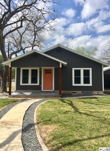 2288 Gruene Road, New Braunfels, TX 78130 (MLS #373006) :: The Zaplac Group