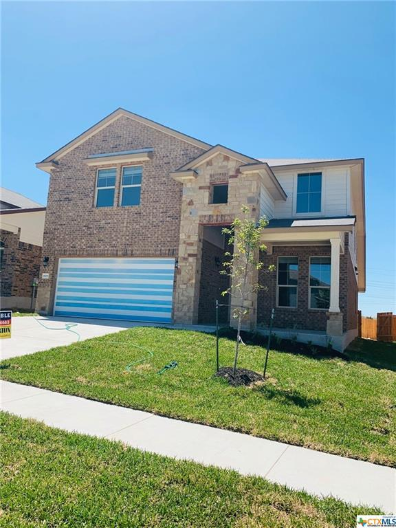 8909 Polmont Drive, Killeen, TX 76542 (MLS #374758) :: Kopecky Group at RE/MAX Land & Homes