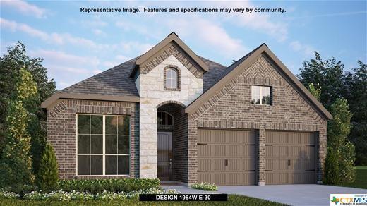 1921 Creek Ridge Street, Seguin, TX 78155 (MLS #374963) :: Berkshire Hathaway HomeServices Don Johnson, REALTORS®