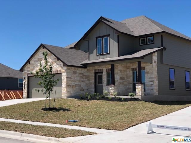 2315 Pintail Loop, Copperas Cove, TX 76522 (MLS #375171) :: Kopecky Group at RE/MAX Land & Homes